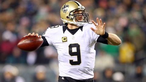 25. New Orleans Saints