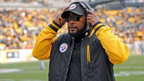 Mike Tomlin, Pittsburgh Steelers