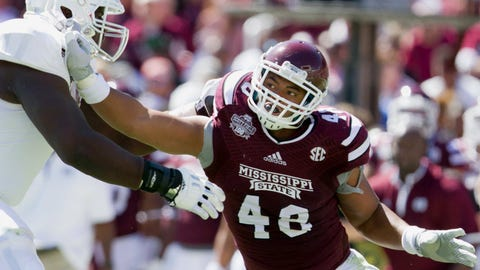 Ryan Brown — Mississippi State Bulldogs