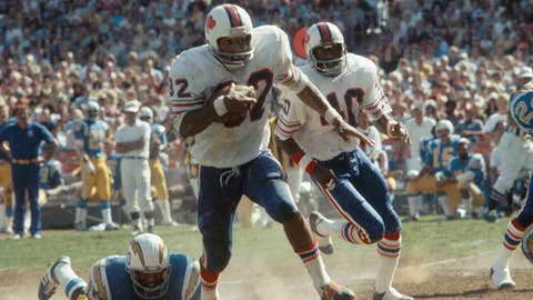 Buffalo Bills -- RB O.J. Simpson