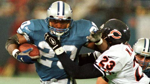 Detroit Lions -- RB Barry Sanders