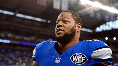 Looks like Suh's headed to Miami