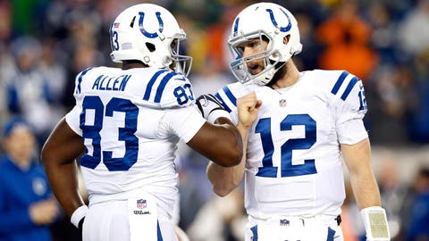 EASIEST: Indianapolis Colts