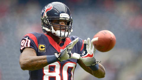 Indianapolis wide receiver Andre Johnson