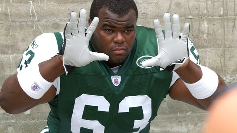 Dewayne Robertson (No. 4 overall, Jets, 2003)