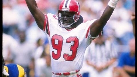 Aundray Bruce (No. 1 overall, Falcons, 1988)