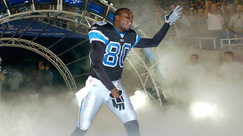 Charles Rogers (No. 2 overall, Lions, 2003)