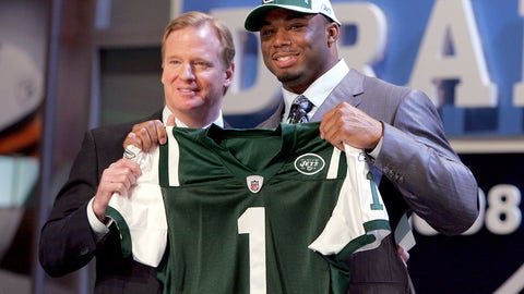 Vernon Gholston (No. 6 overall, Jets, 2008)