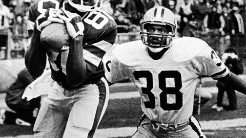 Johnny Lam Jones (No. 2 overall, Jets, 1980)