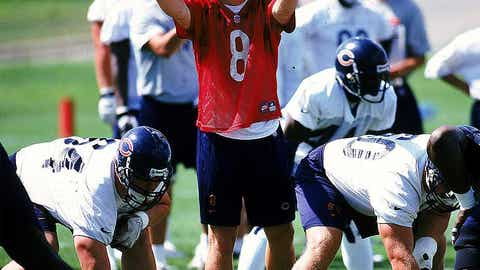 Cade McNown (No. 12 overall, Bears, 1999)