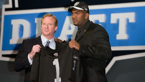 JaMarcus Russell (No. 1 overall, Raiders, 2007)