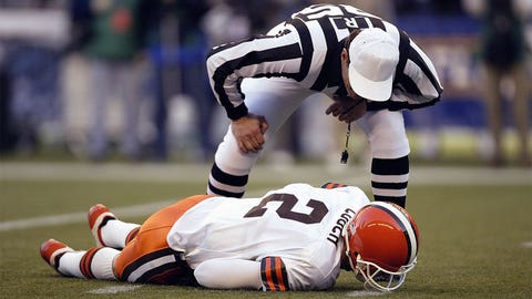 1999: Tim Couch, QB, Kentucky, Cleveland Browns