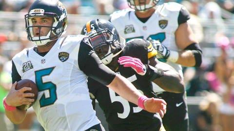 Pittsburgh Steelers: Arthur Moats
