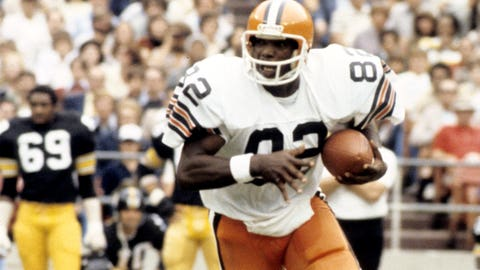 Ozzie Newsome: Cleveland Browns (1978-1990)