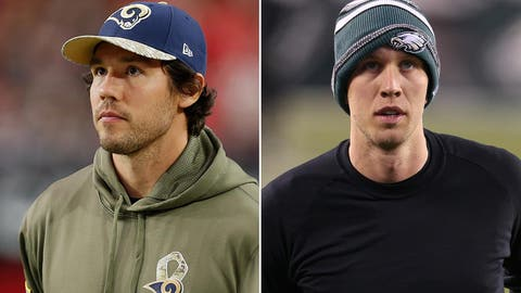1: The Sam Bradford-for-Nick Foles trade