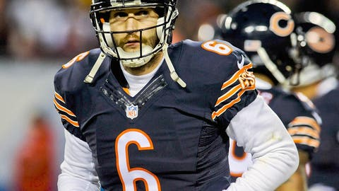6. Jay Cutler stays in Chicago