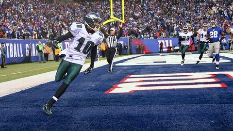 Philadelphia 38, New York Giants 31 (2010)