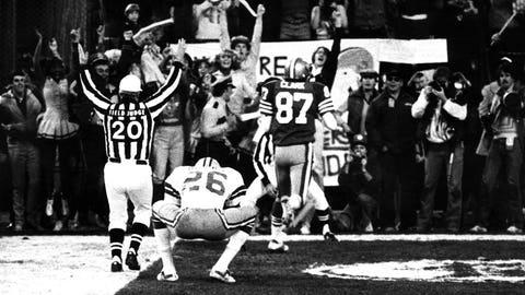 San Francisco 28, Dallas 27 (1982)