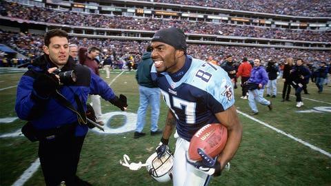 Tennessee 22, Buffalo 16 (2000)
