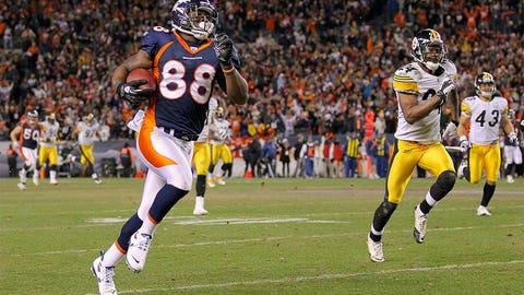 Denver 29, Pittsburgh 23, OT (2012)
