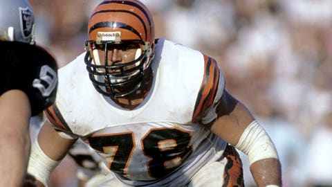 Anthony Munoz, 1980-92