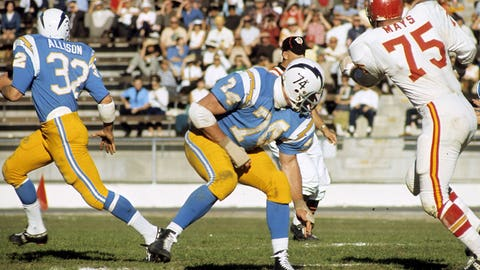 San Diego Chargers (before)
