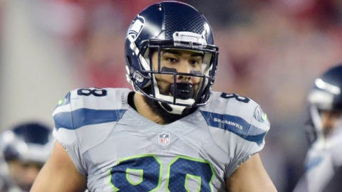 Atlanta Falcons: Tony Moeaki