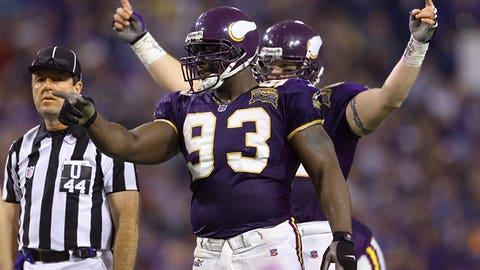 John Randle, DT, Vikings/Seahawks (1991-2003)