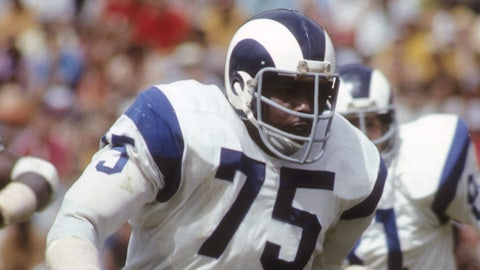 The best Rams from first stint in Los Angeles