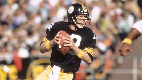 1970: *Terry Bradshaw, QB, Louisiana Tech, Pittsburgh Steelers