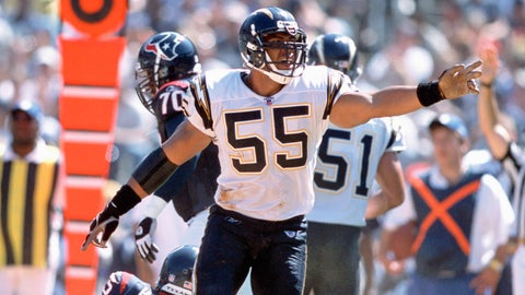 Junior Seau (1990-2009)