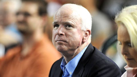 Arizona Cardinals: John McCain