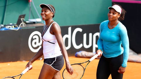 Miami Dolphins: Venus and Serena Williams