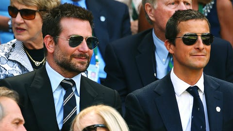 Philadelphia Eagles: Bradley Cooper