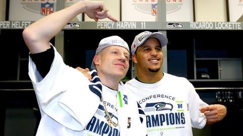 Seattle Seahawks: Macklemore
