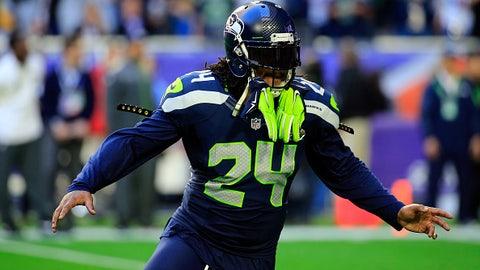 Running Back: Marshawn Lynch, Seattle Seahawks