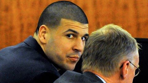Aaron Hernandez murder trial