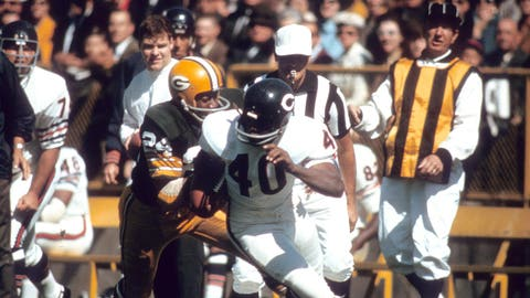 Gale Sayers (1965-1971)