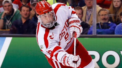 2. Jack Eichel, C, Boston University (NCAA)