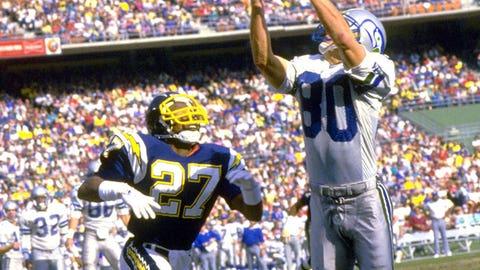 Steve Largent: Seattle Seahawks (1976–1989)