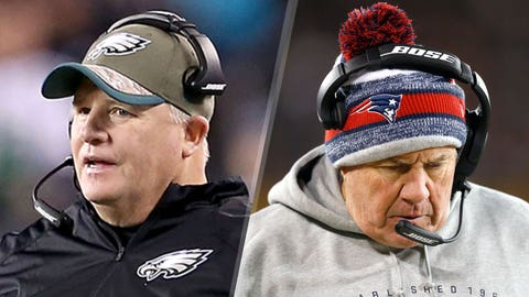 Philadelphia at New England: Dec. 6 (Week 13)