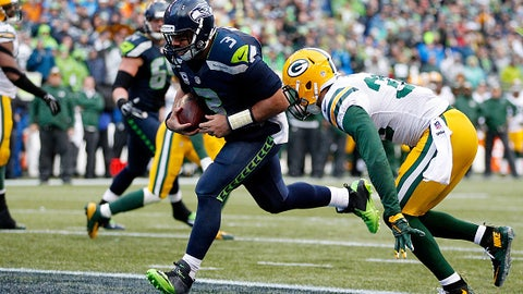 GREEN BAY: vs. Seattle in Week 2 (8:30 p.m. ET/Sept. 20)