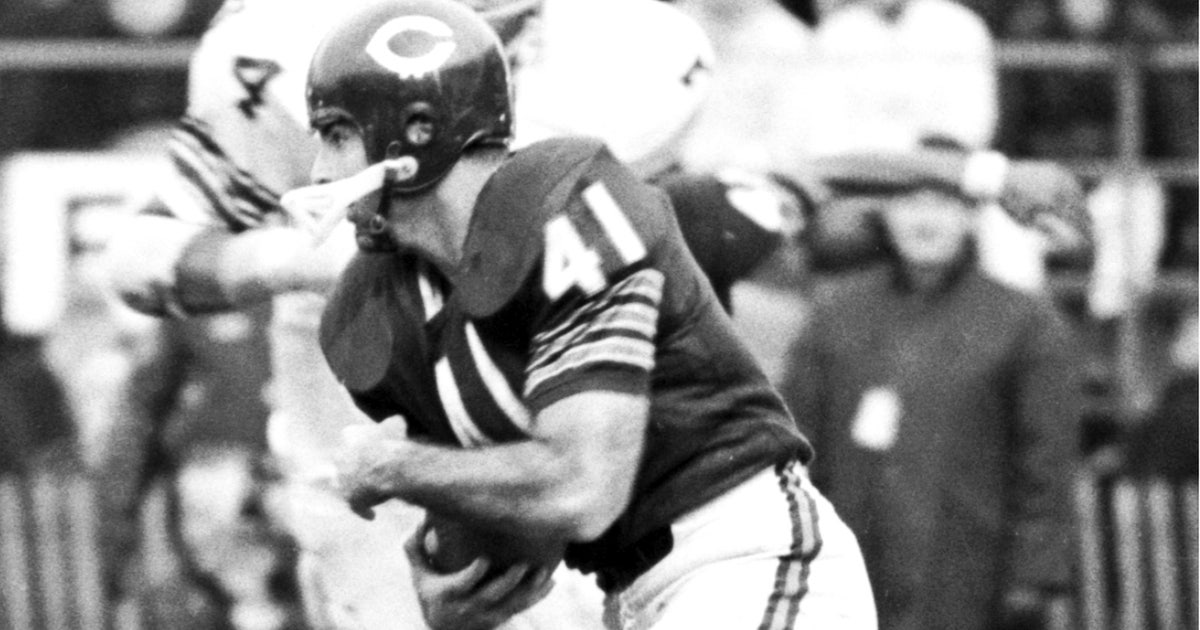 Chicago Bears signed Brian Piccolo 50 years ago -- and he became an  inspiration  5d5d98ed1