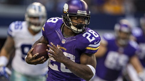 Will the Minnesota Vikings trade Adrian Peterson?