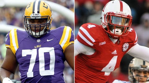 LOSER: La'el Collins and Randy Gregory