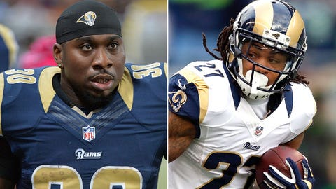 LOSER: Zac Stacy and Tre Mason