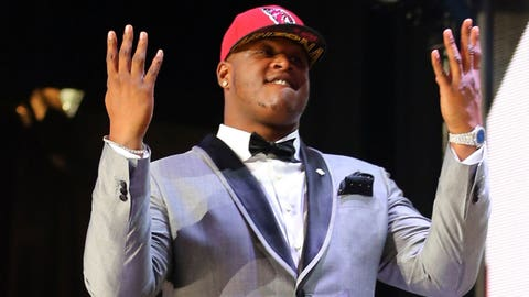 Sights from the 2015 NFL Draft