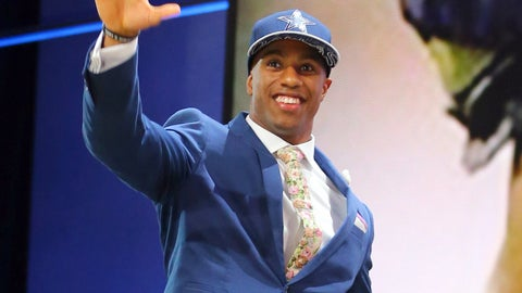 Byron Jones, CB, Connecticut
