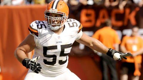 Cleveland Browns C Alex Mack