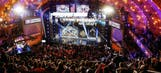 Follow rounds 4 through 7 of the NFL Draft